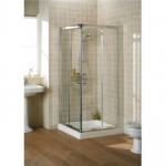 LAKES 1000 x 1850 SEMI-FRAMELESS CORNER ENTRY