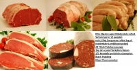 Yorkshire Dales Delux two day Christmas lamb & beef pack (up to 12 people two days)