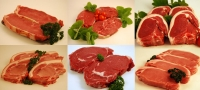Mixed Dales Meat  Steak Pack