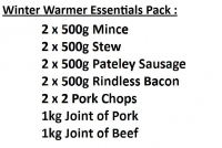 Winter Warmer Essentials Pack