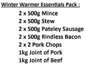 Winter Warmer Essentials Pack
