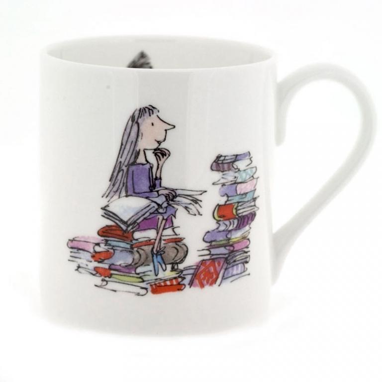 Roald Dahl Matilda Mug