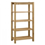 corona 5 shelf bookcase