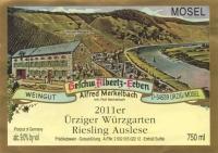 Urziger Wurzgarten Riesling Auslese