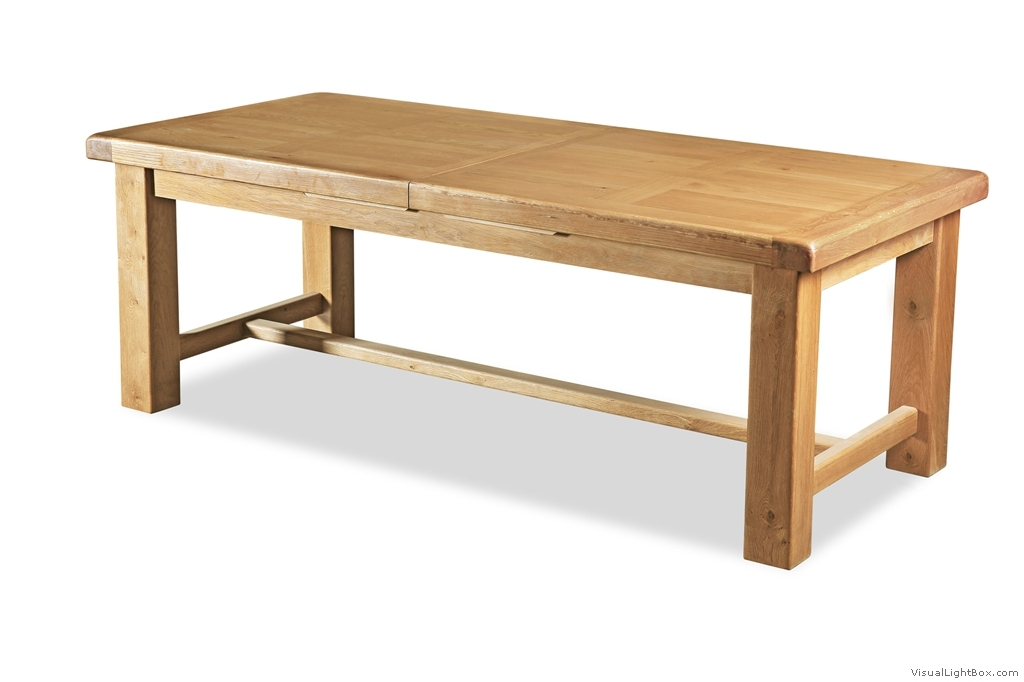 ... Grand large extending table - Oak Dining Tables - Dragon Furniture