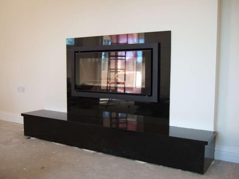 Riva Studio 2 Fireplaces Contemporary Recent Fireplace