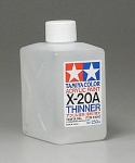 TAMIYA ACRYLIC PAINT THINNER (250ml) #81040