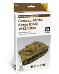 VALLEJO GERMAN AFRIKA KORPS 1942/1943 #78.410