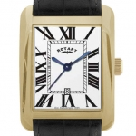 Rotary Gents Gold-plated Case Watch