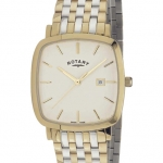 Rotary Gents Two-tone Case Watch