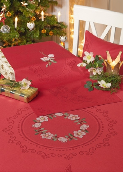 tablecloths for counted cross stitch