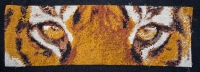 Cleopatra's Needle Counted Cross Stitch Kit - Tiger's Eye