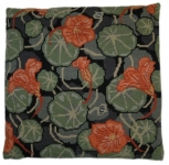 Cleopatra's Needle Needlepoint Cushion Kit - Nasturtium