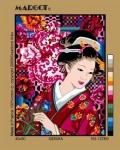 Margot de Paris Tapestry/Needlepoint � Geisha