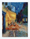 Martin Winkler Tramme Needlepoint Kit - Night Caf�