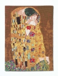 Martin Winkler Tramme Needlepoint Kit - The Kiss (Klimt)