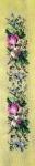 Martin Winkler Tramme Tapestry/Needlepoint Kit - Country Garden Bell Pull