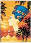 Nefertiti Canvas