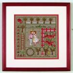 Royal Paris Embroidery Kit - May (Mai)
