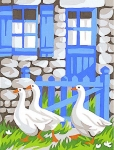 Royal Paris Starter Tapestry Kit � Geese