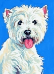 Royal Paris Starter Tapestry/Needlepoint Kit � Westie