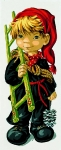Royal Paris Tapestry/Needlepoint - Chimney Sweep Pio