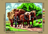 Royal Paris Tapestry Canvas � Return to the Farm
