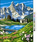 Royal Paris Tapestry Canvas � The Mountain