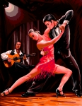 Royal Paris Tapestry Canvas � The Tango
