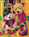 Royal Paris Tapestry Canvas � Toys of the Old Days