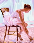 Royal Paris Tapestry Canvases - Ballerina