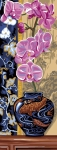 Royal Paris Tapestry/Needlepoint - Orchid Vase