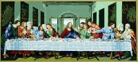 Royal Paris Tapestry/Needlepoint Canvas - The Last Supper