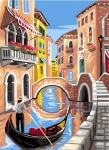 Royal Paris Tapestry/Needlepoint Canvas - Venice