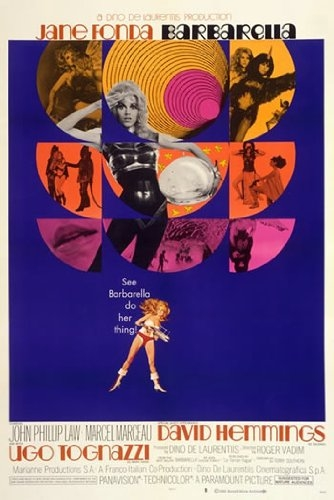 barbarella movie poster - photo #6