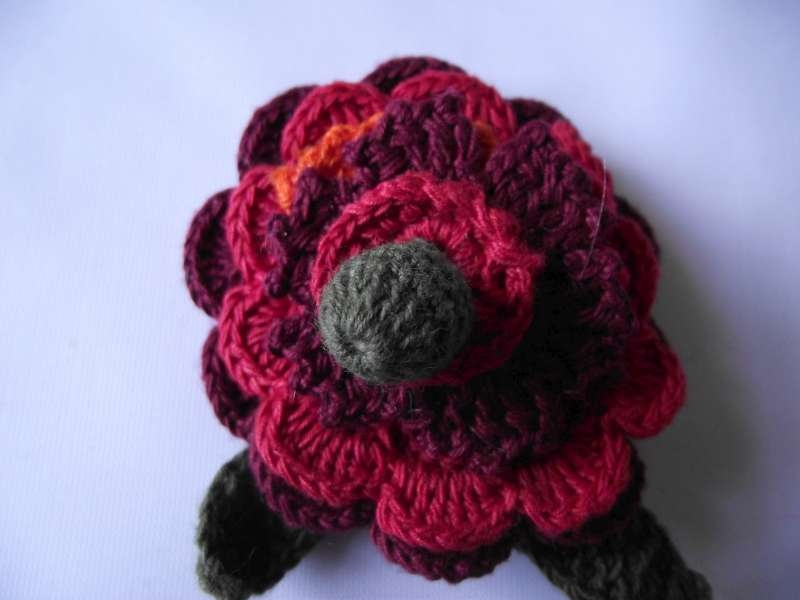 Amigurumi Bobble Stitch : How To Crochet Bobble Crochet Club