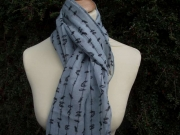 Aviana Merino Wool Scarf 