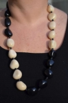 Baledo Tagua Statement Necklace