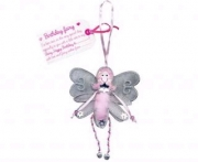 Hanging Birthday Fairy Fair Trade Toy 