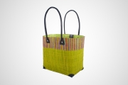 Bonbon Raffia Straw  Fairtrade Beach or Shopping Bag