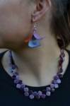 Cadhozkubaret  Fair Trade Tagua Earrings