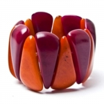 Chambazz  Fair Trade Tagua Bracelet