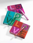 Love Fair Trade Notebook and pen