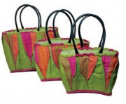 Felicia Straw  Fairtrade Beach or Shopping Bag