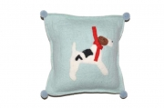Mans Best Friend Felt Dog Cushions 