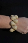 Gotas  Fair Trade Tagua Bracelet