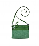 Bijoux Pouch or Clutch Bag Green