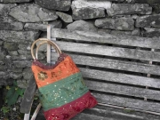Indira Fairtrade Cotton and Bamboo Tote Bag