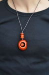 Inka  Fair Trade Tagua Pendant