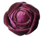 Julianna Velvet Brocade Brooch